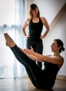 Beyond Navasana - Yoga Reading