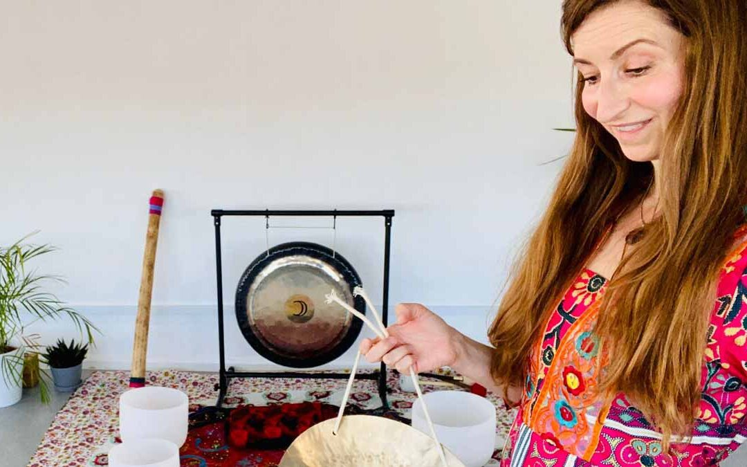 Winter Sound Bath and Restorative Yoga – with Lorena